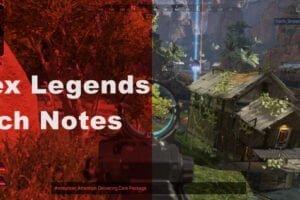 Apex Legends Patch Notes