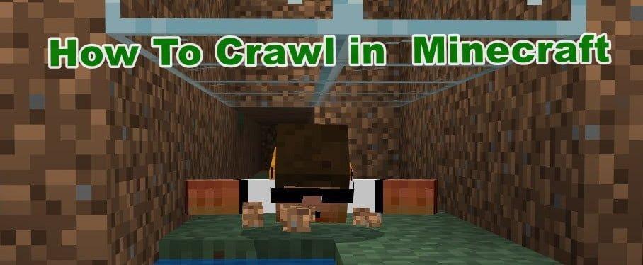 Minecraft Crawl
