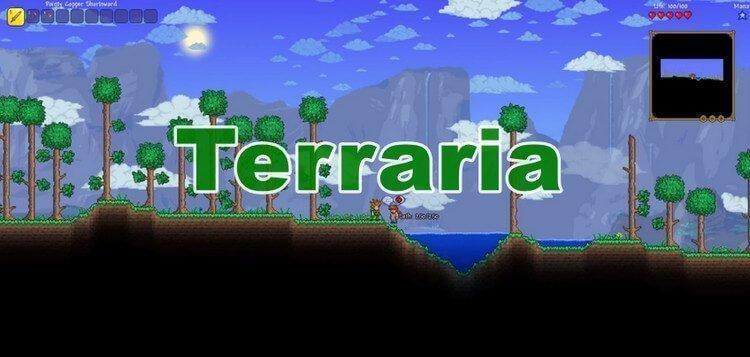 Terraria Classes