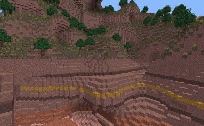 Minecraft Biome Blend