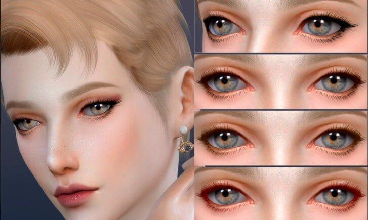 Boburs gentle eyelashes 15