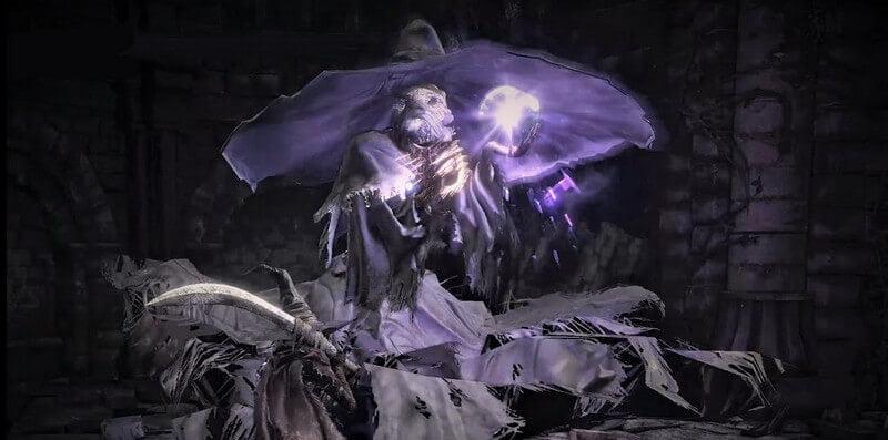 Dark Soul 3 Crystal Sage