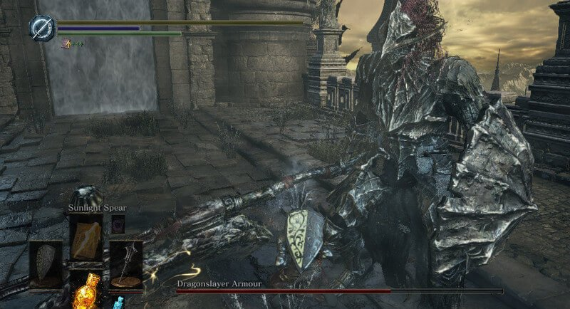 Dragonslayer Armour