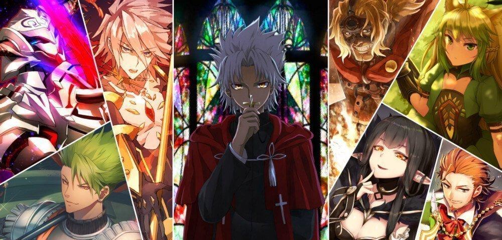 S-Tier servants