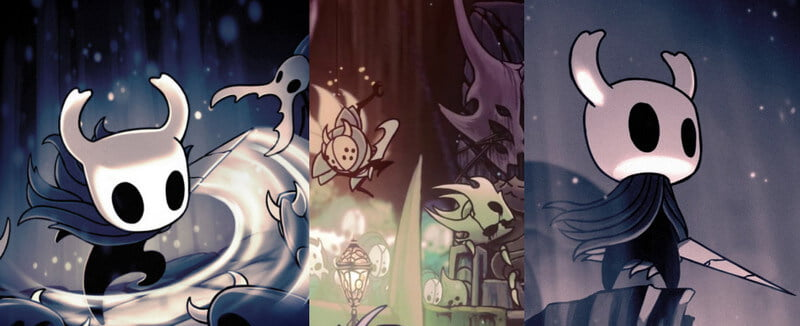 All Hollow Knight Charms