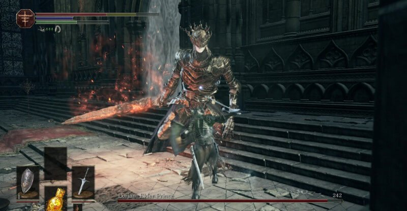 Lothric, Younger Prince