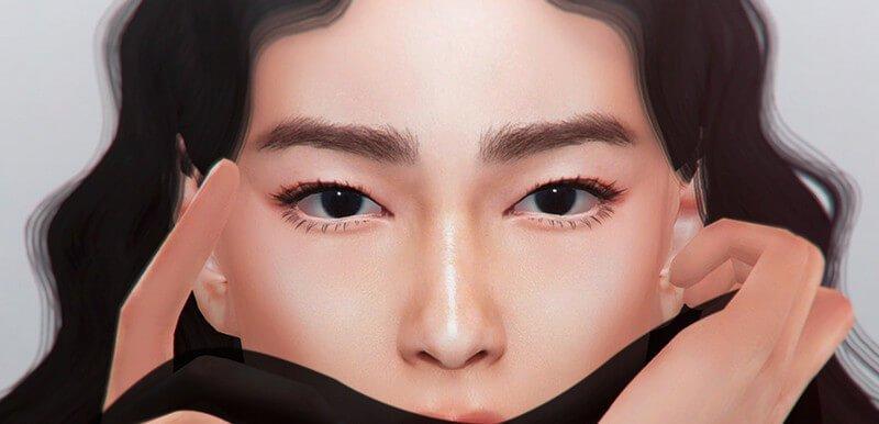 MMSIMS 3D Eyelashes V3