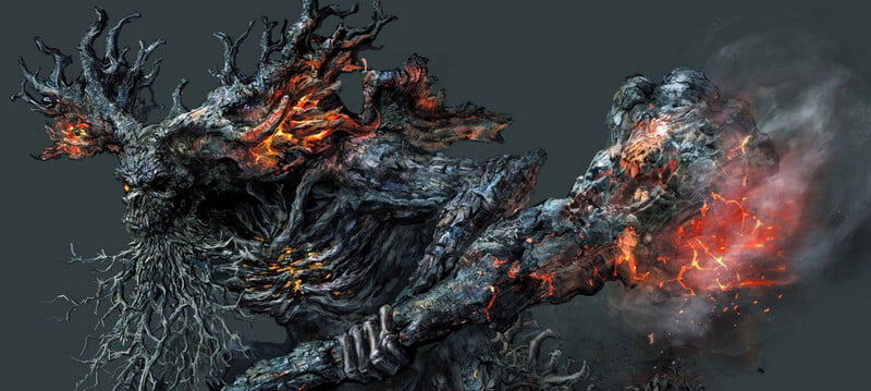 Old Demon King DS3