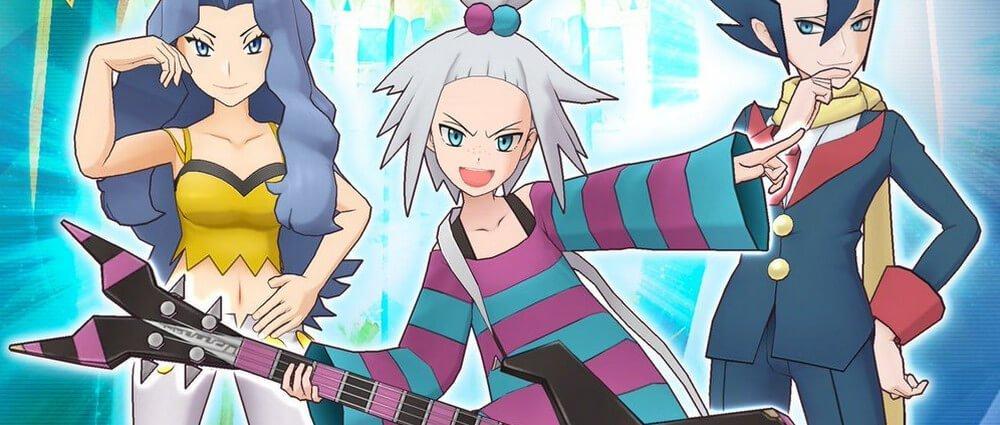 Pokemon Master Ex Lol Sync Pairs