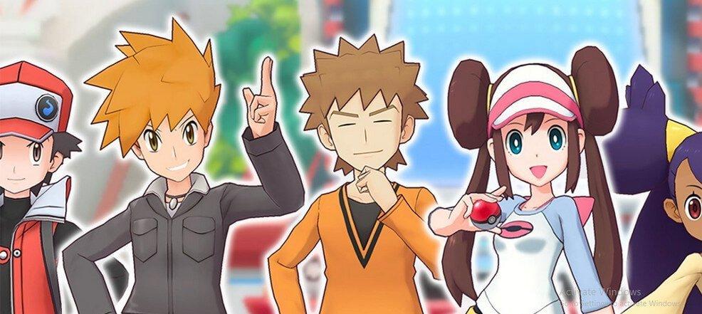 Pokemon Master Tier List