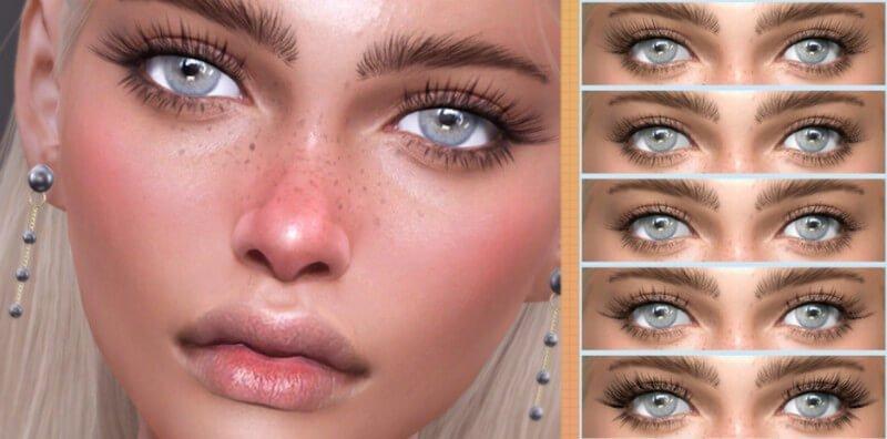 Sapphire 3D Lashes
