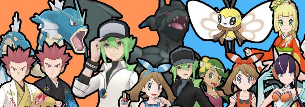 Pokemon Master Support Sync Pairs