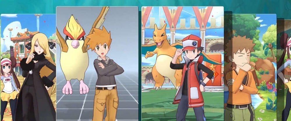 Pokemon Master Ex Tech Sync Pairs