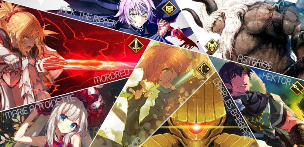 best servants for team