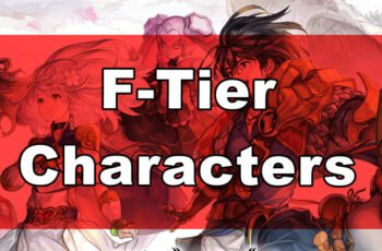 Another Eden Weakest Characters