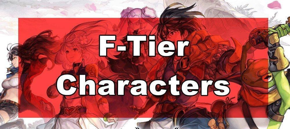 Another Eden Weak Characters