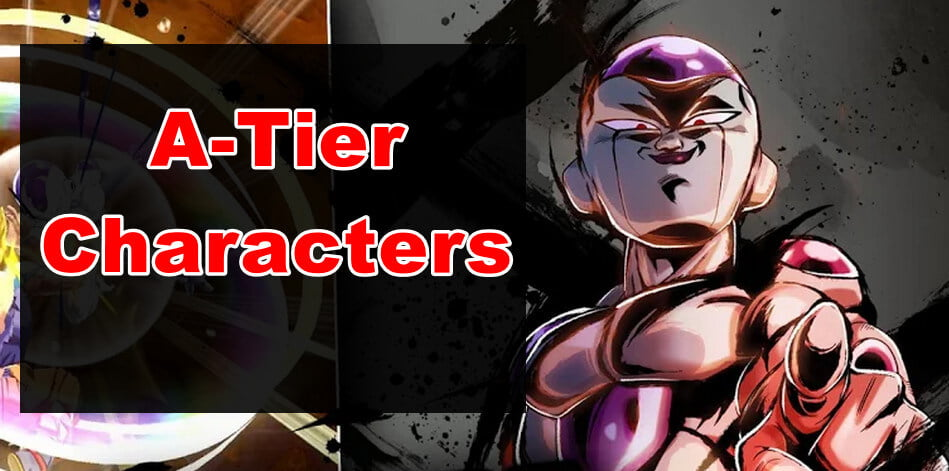 Dragon Ball Legends Characters