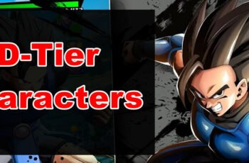 Dragon Ball Legends Weak Characters