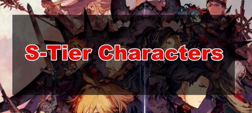 final fantasy brave exvius characters