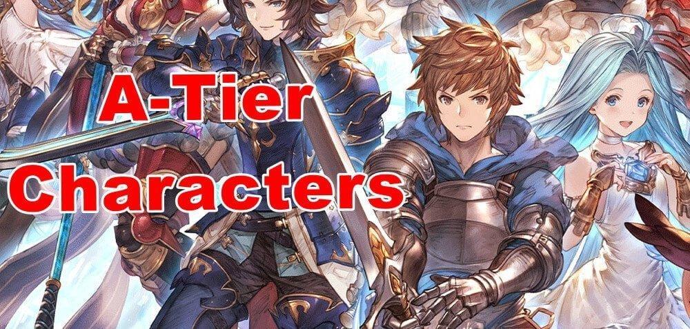 Granblue Fantasy Characters
