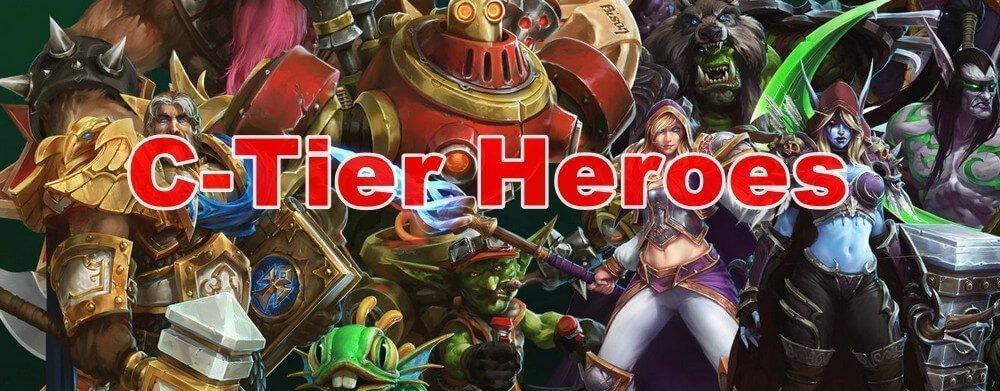 Best Heroes of Hots