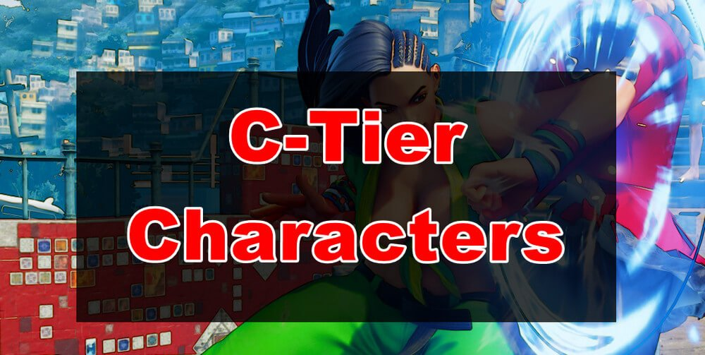 Street Fighter V Fighters