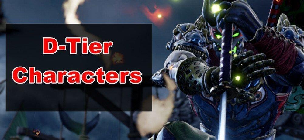 Soul Calibur 6 Best Characters