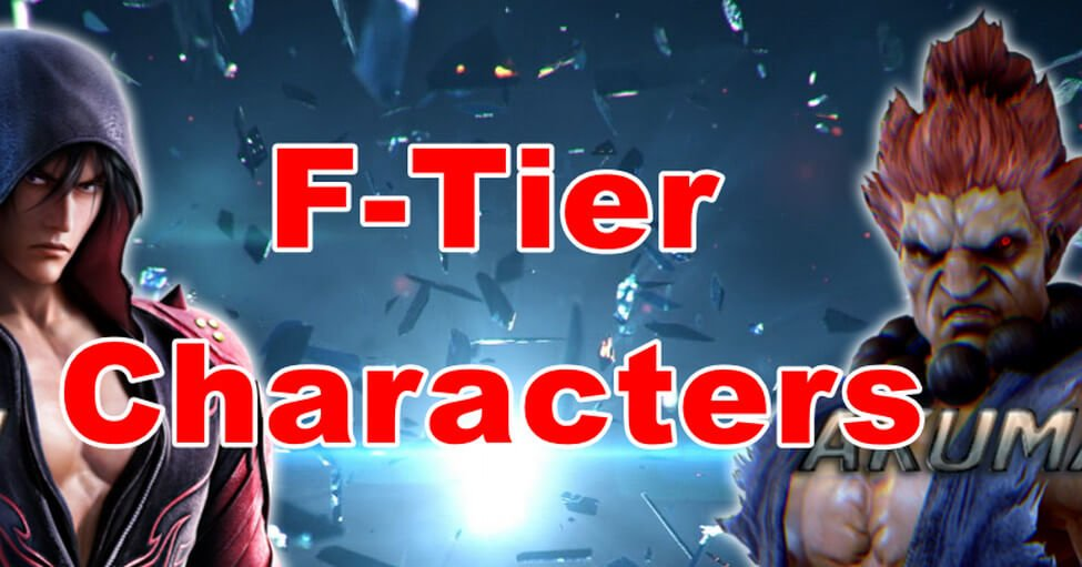 Tekken 7 weakest Characters