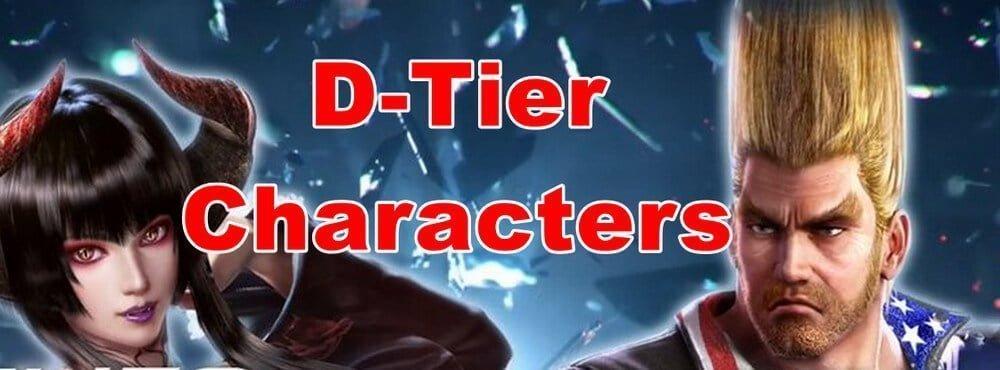 Tekken 7 ranking