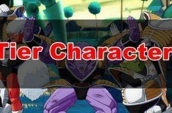 Weakest Characters in DBFZ