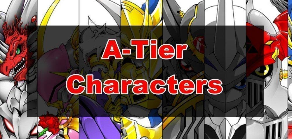 Digimon list