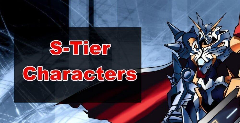 Digimon rearise tier list