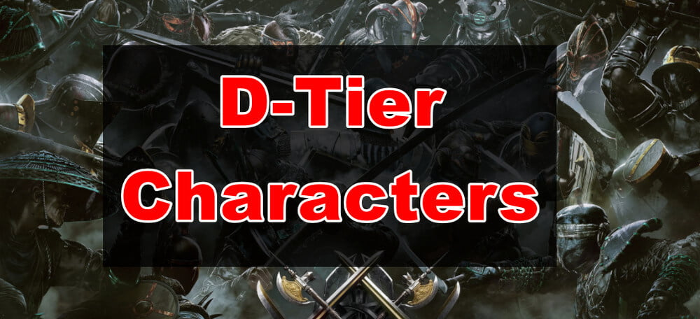 list of for honor