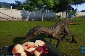 jurassic world evolution cheat