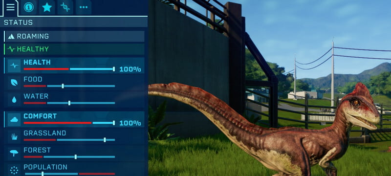 Jurassic world evolution cheats