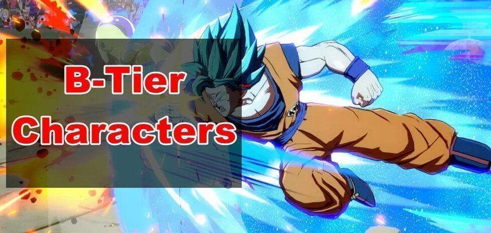 Dragon Ball Fighterz Ranks