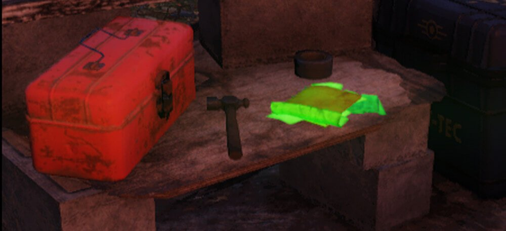 Recipes and Plans Glow mods
