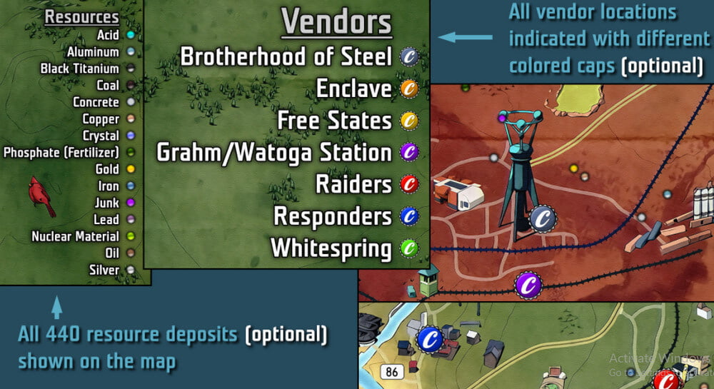 Ultimist's High Detailed Map Mods