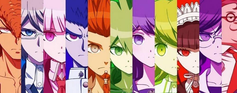 danganronpa female characters