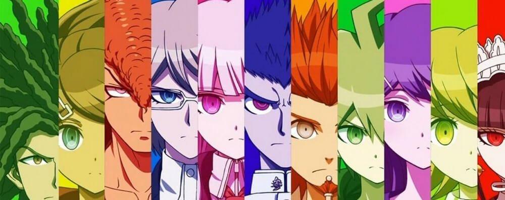 Danganronpa Characters