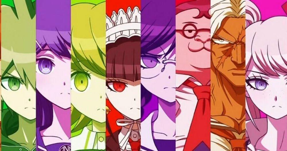 danganronpa v3 characters