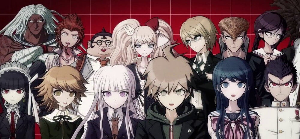 all Danganronpa  Characters