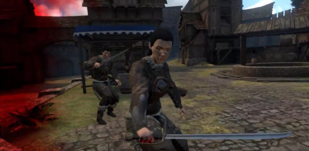 nexus mods blade and sorcery