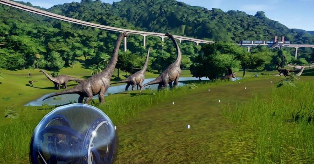 jurassic world evolution nexus mods