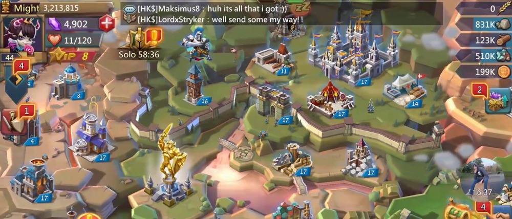 online multiplayer games on iPhone