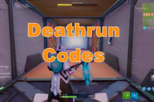 Easy Deathrun Codes