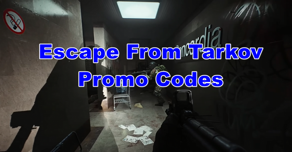 Escape From Tarkov Promo Codes