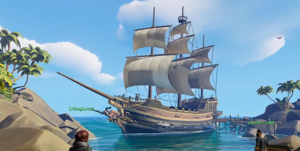 Pirate Simulator video game