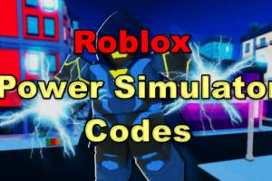power simulator codes