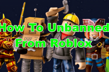 How To Get Unbanned From Roblox